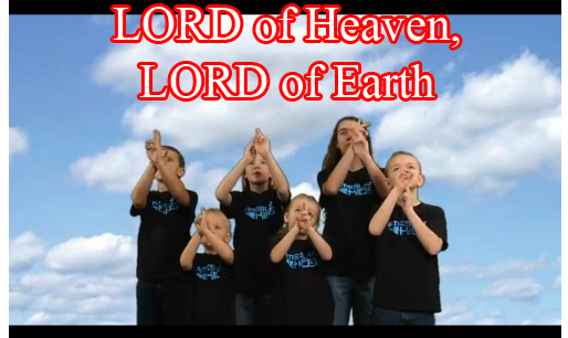 LORD of HEAVEN